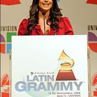 Bárbara Bermundo bejelenti a Latin Grammy jelöléseket