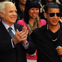 Daddy Yankee McCain-t támogatja