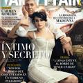 Pe Cruz és Almodóvar a Vanity Fair címlapján