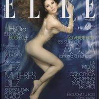 Fedetlen spanyol senoriták az Elle magazinban