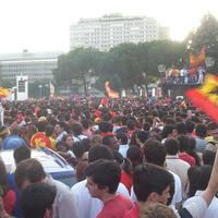 Madrid, Plaza de Colon