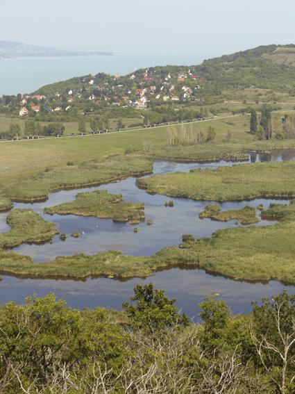 A Külső-tó.