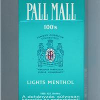 Retro cigarettadobozok és a latin