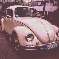VW Beetle  Egészen 2003-ig gyártották a híres