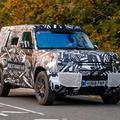 Itt az új Land Rover Defender*?