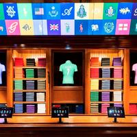 Ralph Lauren megnyitotta első custom shop-ját