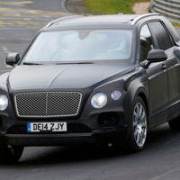 Bemutatkozik a Bentley Bentayga