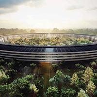 Less be az Apple új főhadiszállására!