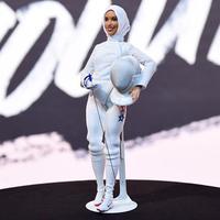 Megjelent az első muszlim Barbie