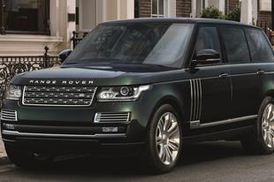 A Range Rover és a Holland & Holland újabb együttműködése