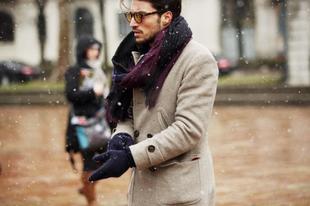 Napszemüvegek férfiaknak a szikrázó téli napokra