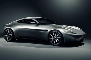 Ez lesz James Bond új kocsija