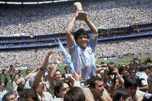 Maradona legcsodálatosabb góljai