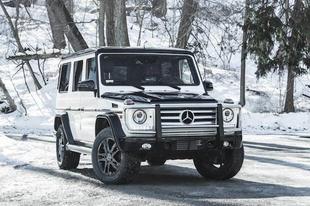 Brutális Mercedes - de csak amerikai piacra