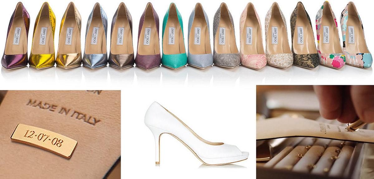 Tervezd meg saját Jimmy Choo cipődet! Lauren Blog