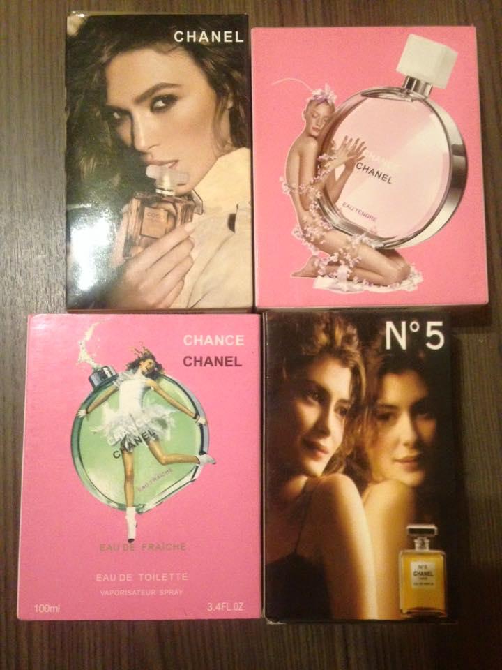 A valódi parfüm doboza szintén minőségi munka és értéket képvisel 71a805fd37
