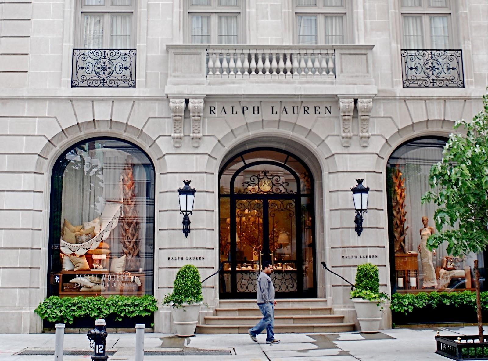 76748c96a7 A konzervatív luxusmárka - Lauren Blog