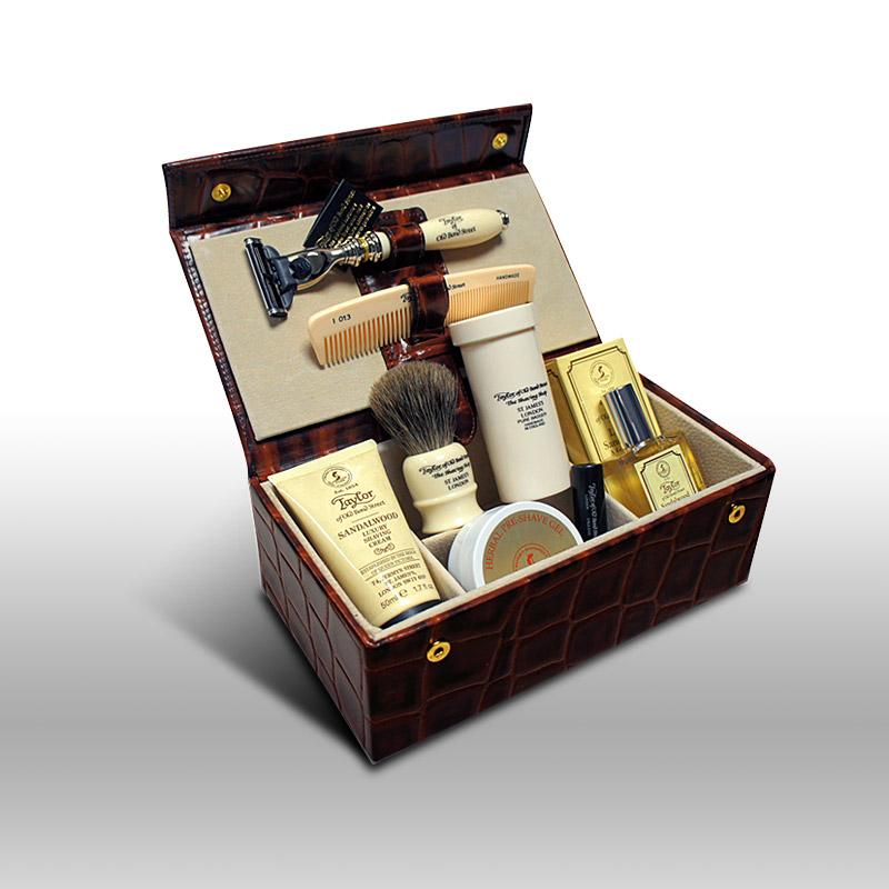 taylor of old bond street croco gift set.jpg