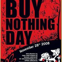 Buy nothing! - avagy a fogyasztási böjt