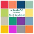 Smaragd - 2013 színe