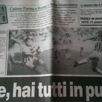 Serie A, 1994-1995: Juventus-Napoli 1-0 (20. forduló)