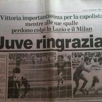 Serie A, 1994-1995: Bari-Juventus 0-2 (19. forduló)