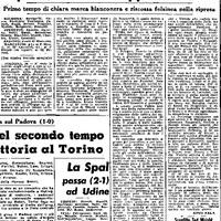 1961.október 29.: Bologna-Juventus 2-2