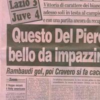 1994-1995: Lazio-Juventus 3-4 (13. forduló)