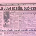 1994-1995: Padova-Juventus 1-2 (11. forduló)