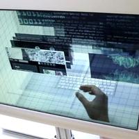 SpaceTop3D - Innovatív gesztusvezérlés
