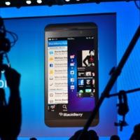 NFC chippel startol a Blackberry 10