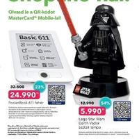 Shopline QR-kampány másképp