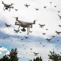 Drónvadászat
