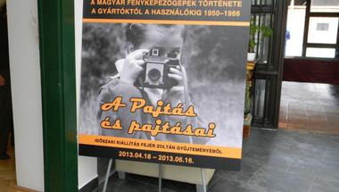 Magyar fényképezőgép gyártás.Nem vicc, volt ilyen.
