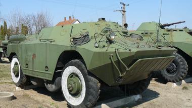 Páncélozott járművek gyártása Magyarországon a szocialista érában