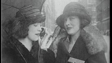 Mobiltelefon 1922-ben?