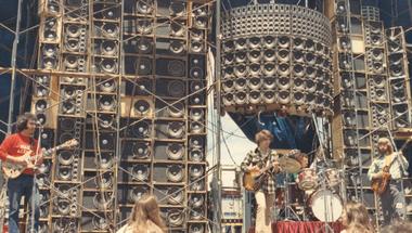 Gigantikus hangrendszerek