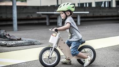 Átalakíthatják a szülők gyermekük kerékpárját