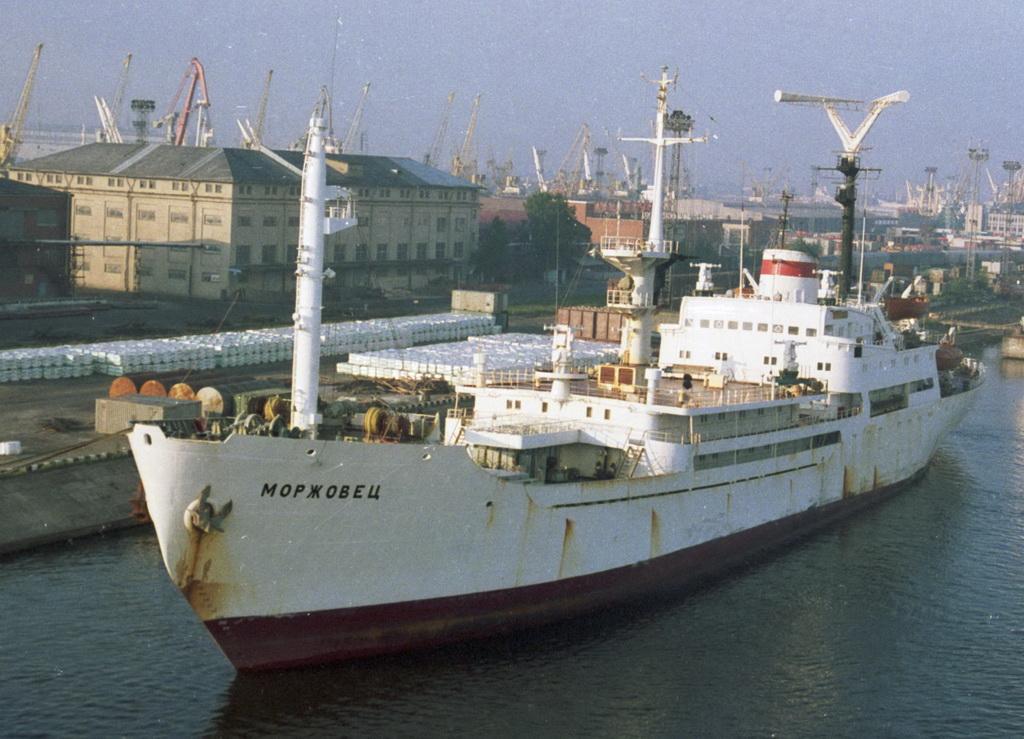 Morzhovets (1966-1989?)