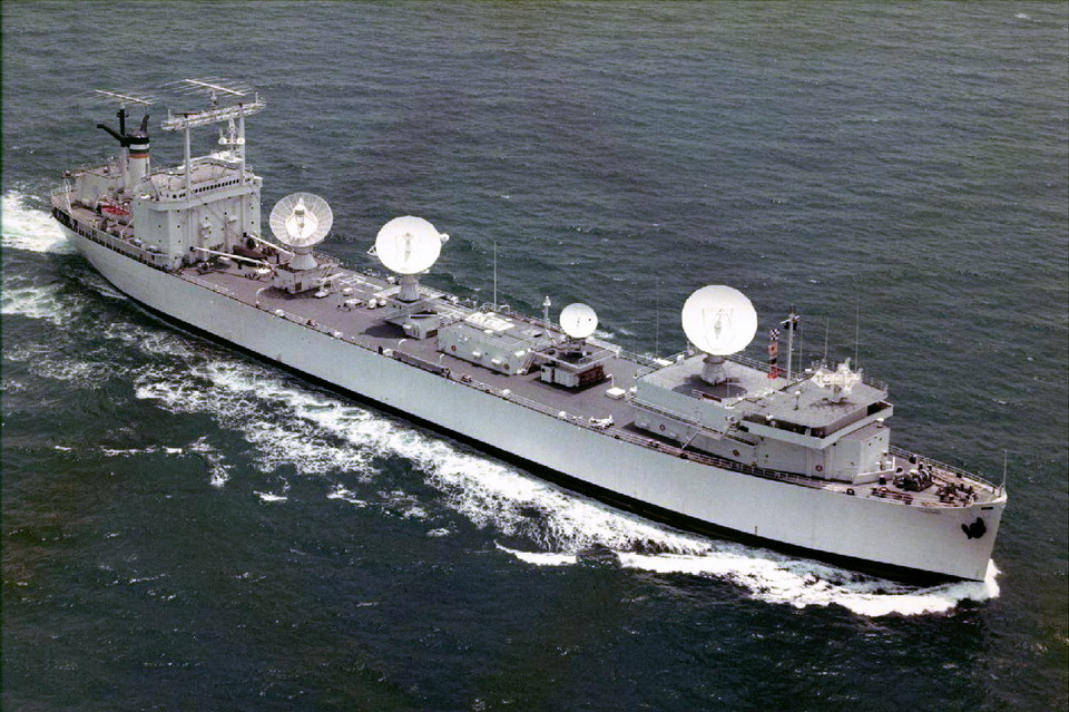 T-AGM-19 (1966-1999) USNS Vanguard
