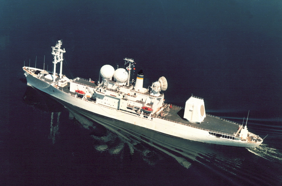 T-AGM-23 (1977-2014) USNS Observation Island