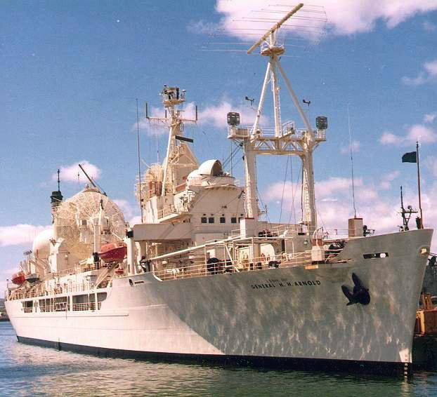 T-AGM-9 (1964-1982) USNS General H. H. Arnold