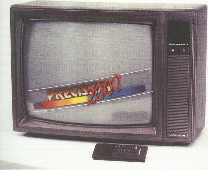 Precision 2000 már THOMSON belsővel.