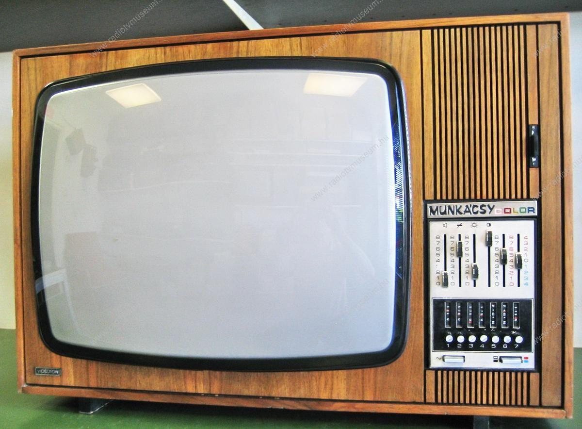 Munkácsy Color 1977-79