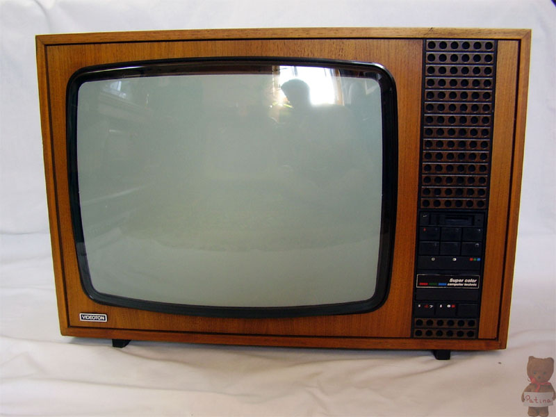 Videoton TS 3301 SP Super Color 1980