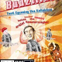 Nyerj jegyet a Budzillus és a Testi Egyenleg Ska Kollektíva koncertjére!