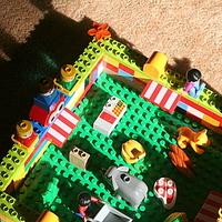 Végre LEGOzhattam