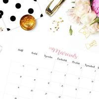 5 érv a kézzel írott tervezők mellett, letölthető naptárral!
