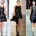 2013 év tavaszi bőrruha trendje