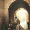 Egy marokkói utazás képei Edie Campbell-lel